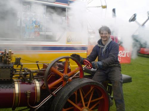Stoke Goldington Steam Rally 2010
