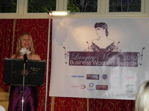 Langtry Manor Business Women Awards