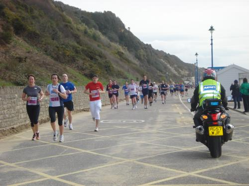 Bournemouth Bay Run 2010