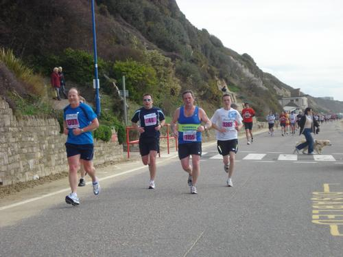 Bournemouth Bay Run 2010