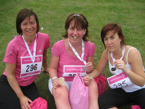 Race for Life: Maidstone
