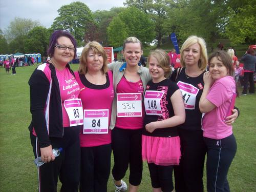 Race for Life PM