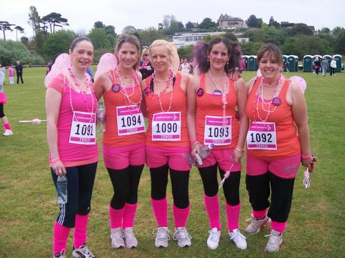 race for life torbay