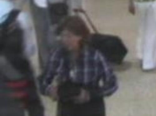 CCTV Image of Chocolate Fraudster
