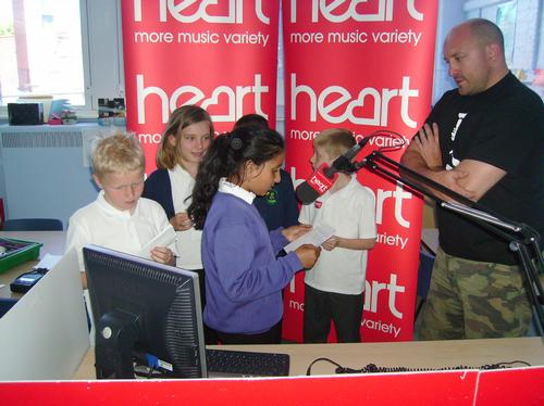 Great Schools Tour - Milton Park Primary School