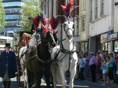 Civic parade takes place in Maidstone