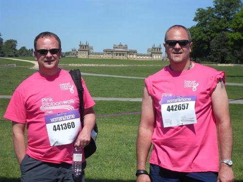 Pink Ribbon Walk 2010 - Walk 1