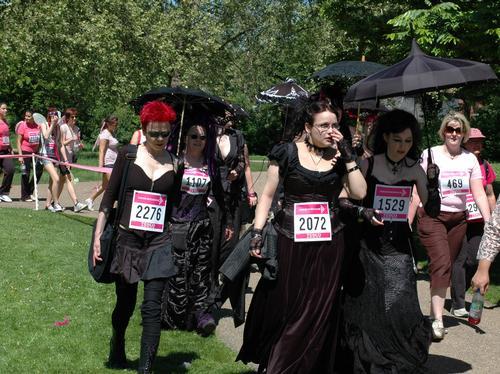Race for Life - Regents Park