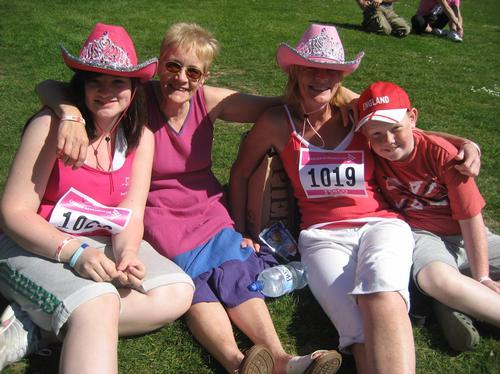Race for Life - Tunbridge Wells