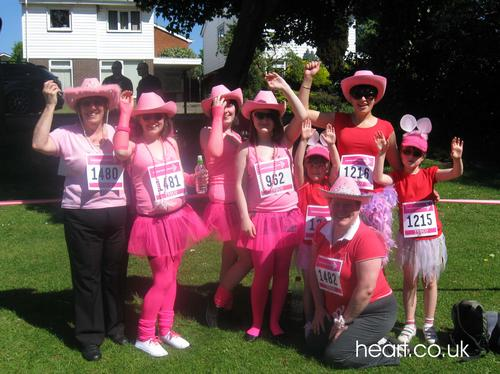 Race for Life Bromsgrove