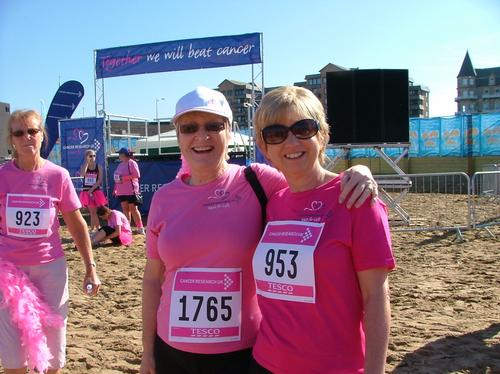 Race for Life Weston Super Mare