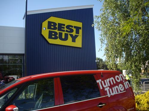 Besy Buy Store Opening