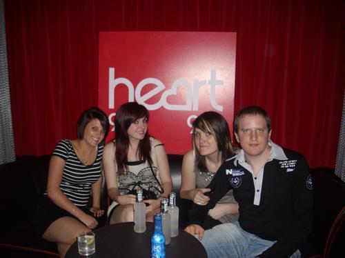 Heart at Oceana