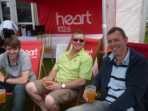 Heart at the Royal Bath and West Show 2010