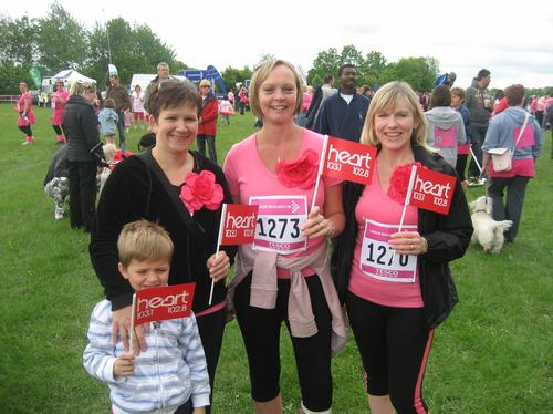 Race for Life - Gillingham