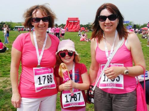 Race For Life MK Saturday 5/6/10 Post-Race A