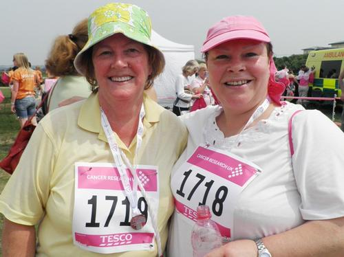 Race For Life MK Saturday 5/6/10 Post-Race Photos