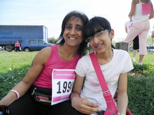 Race For Life MK Saturday 5/6/10 Pre-Race B