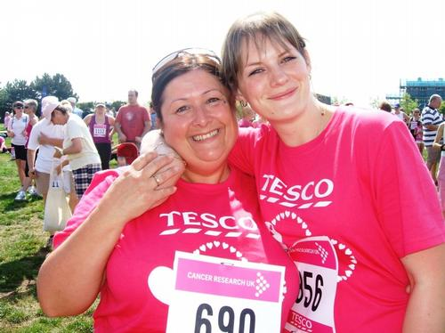 Race For Life MK Saturday 5/6/10 Pre-Race B