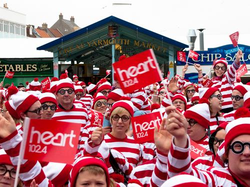 Where's Wally 2010