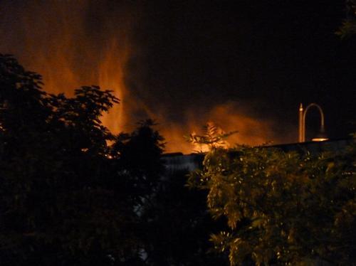 Wolverton Fire