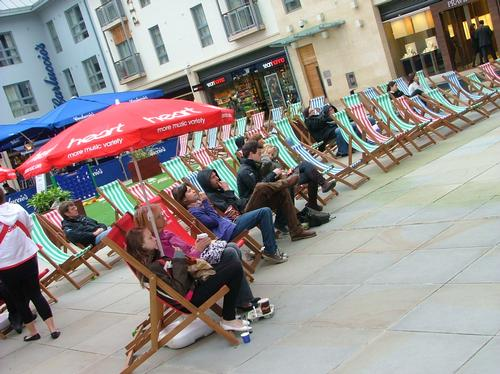 Cabot Circus Summer Screenings