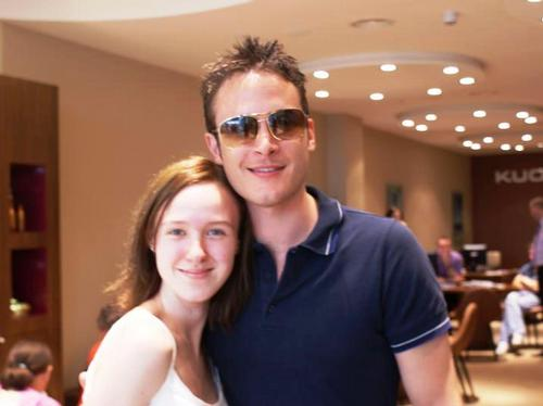 Gary Lucy at Kuoni in thecentre:mk 5/6/10