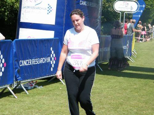 Race for Life Eastbourne 2pm