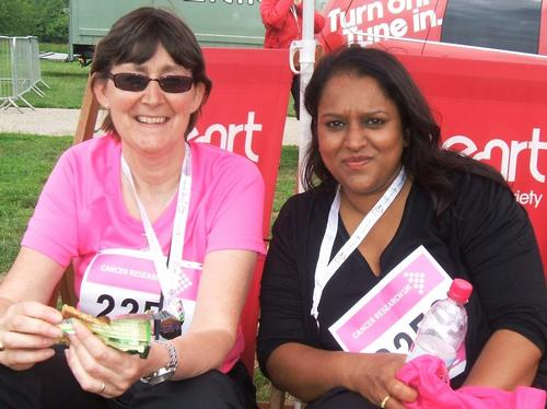 Race For Life MK Sunday 6/6/10 Post-Race Photos