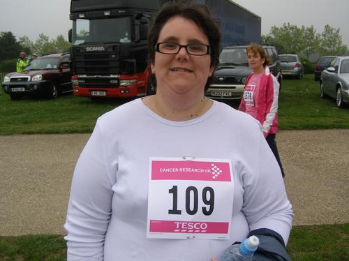Race For Life MK Sunday 6/6/10 Pre-Race Photos A