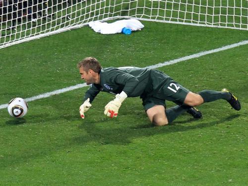 World Cup: England vs USA