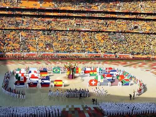 World Cup opening ceremony
