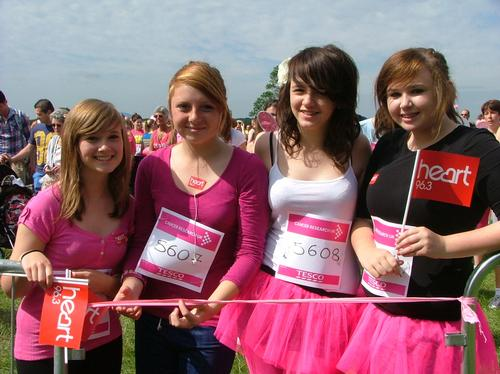 Bristol Race for Life Sunday