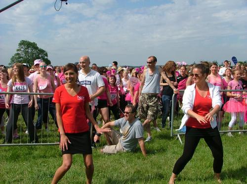 Bristol Race for Life Sunday