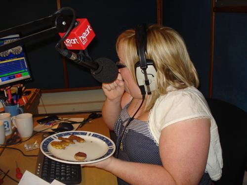 Caroline on Heart Breakfast