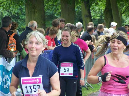 Chantry Park - Race For Life images