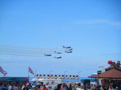 Pictures from Margate's Big Event 2009