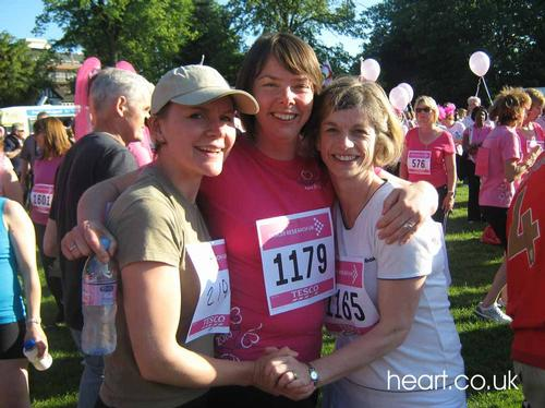 Race for Life - Wolverhampton - 16.6.10