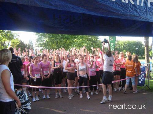 Race for Life - Wolverhampton 17.7.10