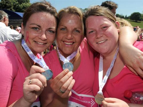 Race for life Dorchester photography