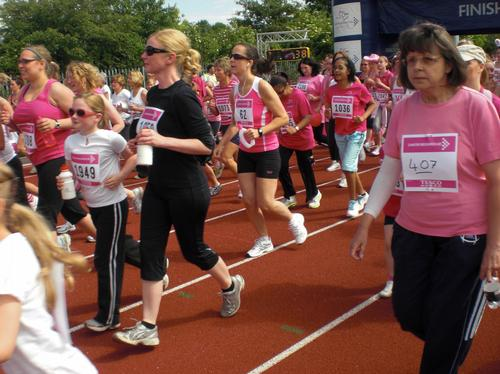 Race for Life Loughborough More