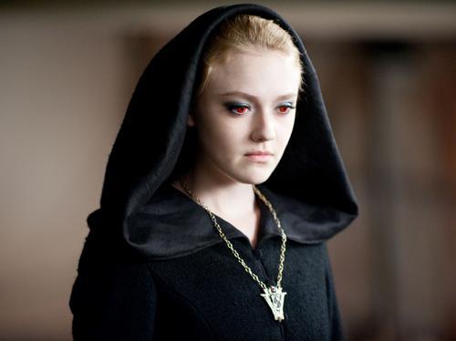 Dakota Fanning in The Twilight Saga: Eclipse