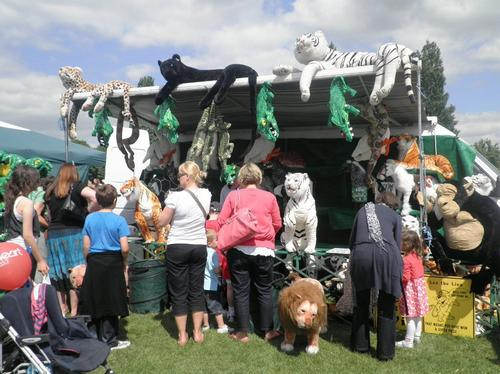 West Bletchley Carnival - Rickley Park