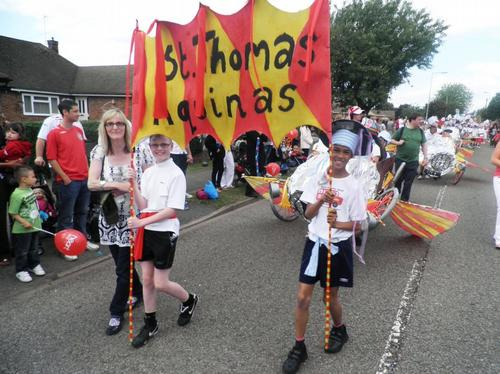 West Bletchley Carnival Parade A