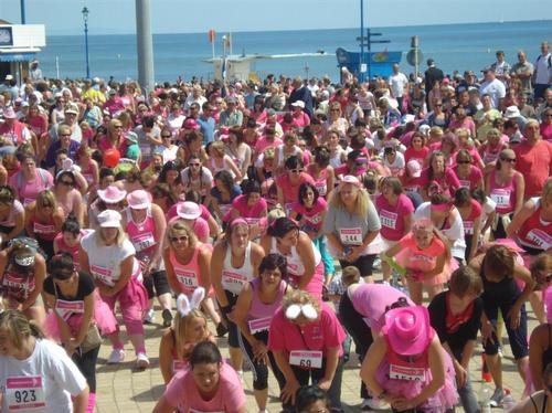 Bournemouth Race for life A.M