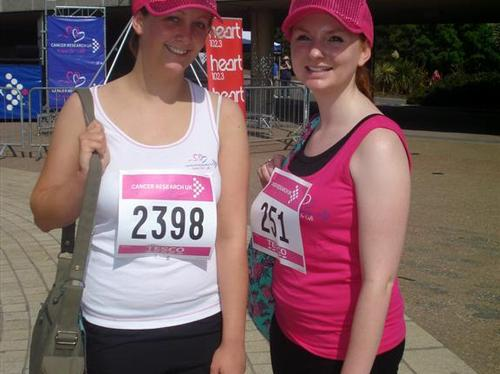 Bournemouth Race for Life P.M