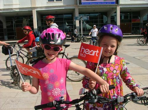 Bristol's Biggest Bike Ride