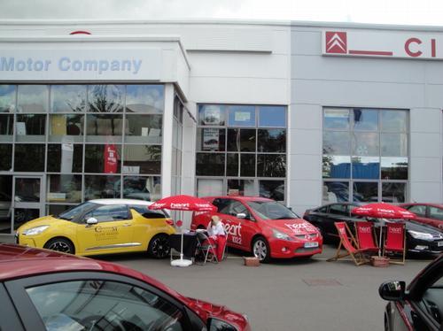 Chippenham Motor Show