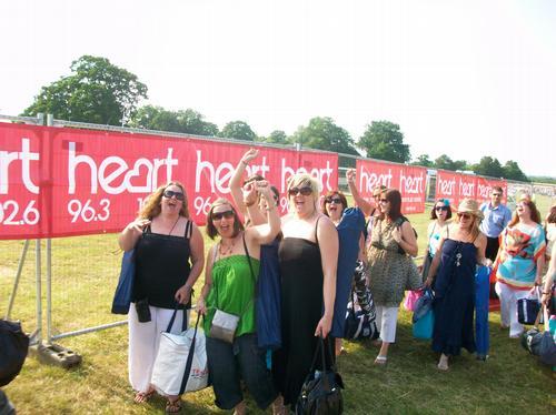 Heart's Club Classic Concert