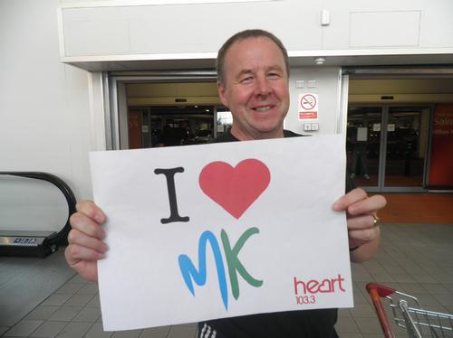 I Love MK